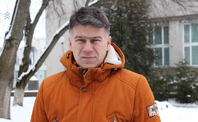 Андрей Вабищевич. Надеюсь, что скоро волокита закончится
