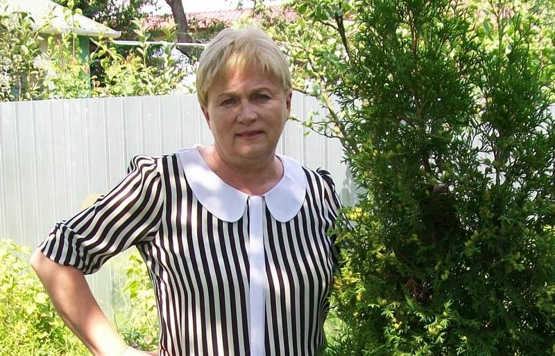 Валентина Сабурова. Фото со странички в Одноклассниках