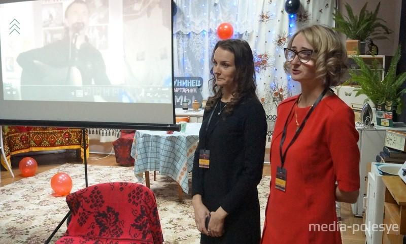 Директор музея Наталья Благодёрова комментирует видеовыступление