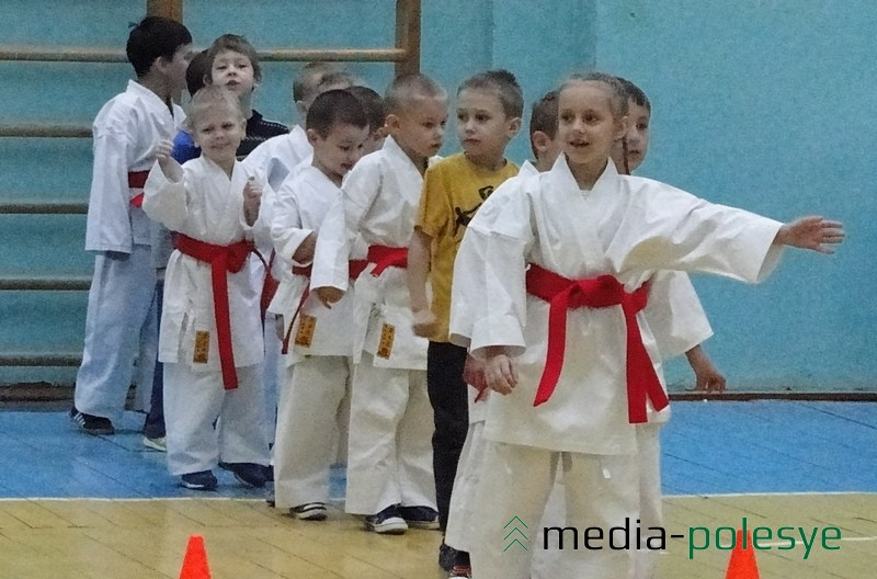 Команда «Красных» к соревнованиям готова