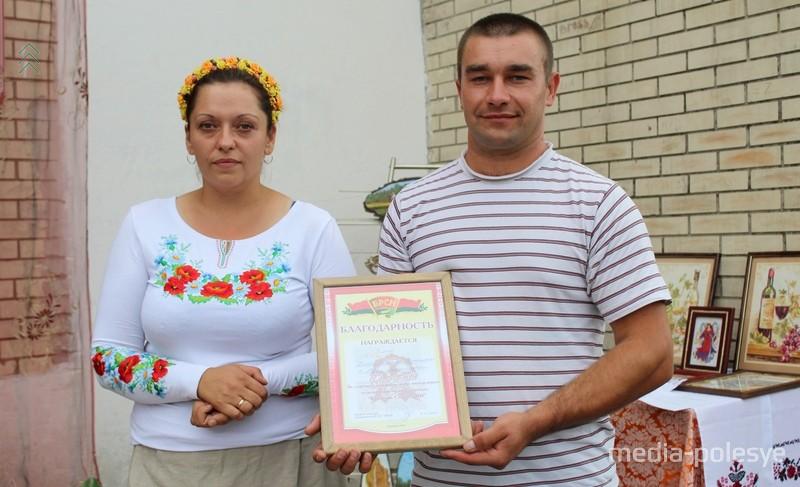 Семья Хилюк представит район на областном этапе конкурса