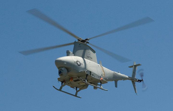 MQ-8B Fire Scout. Фото: wikipedia/Jrfreeland