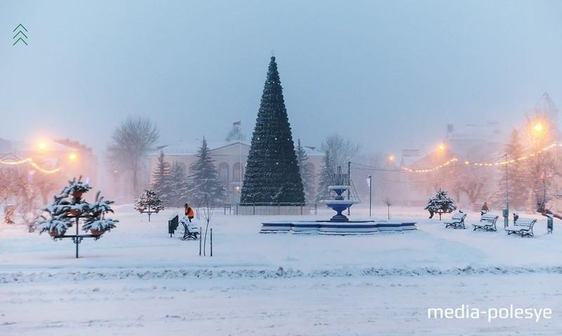 В канун Рождества. Фото Александра Дорогуна