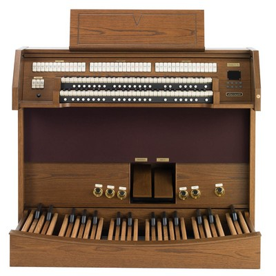 Электроорган итальянской фирмы Viscount. Фото с сайта united-music.by