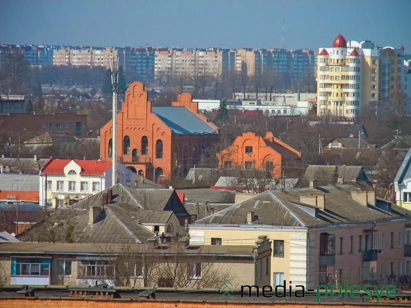 Протестантский Дом молитвы по улице Мопровской