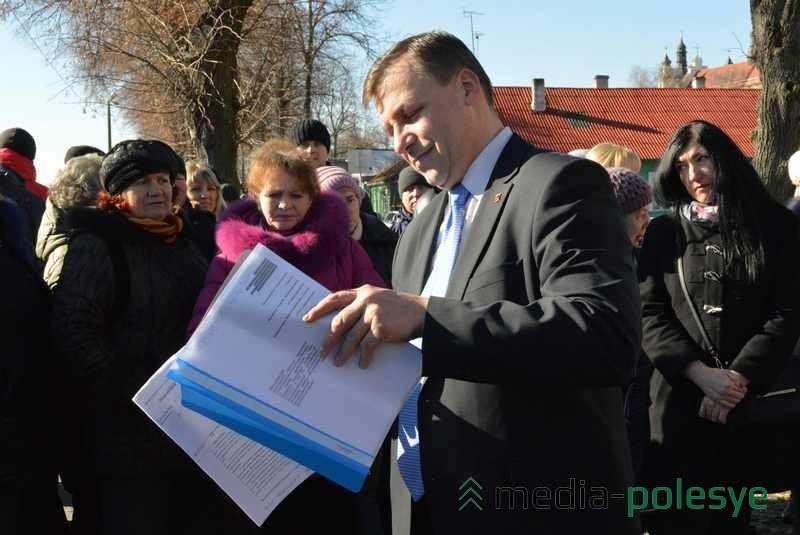 Михаилу Самолазову передали предложения от предпринимателей