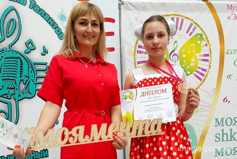 Нина Лисовец и Анастасия Колб