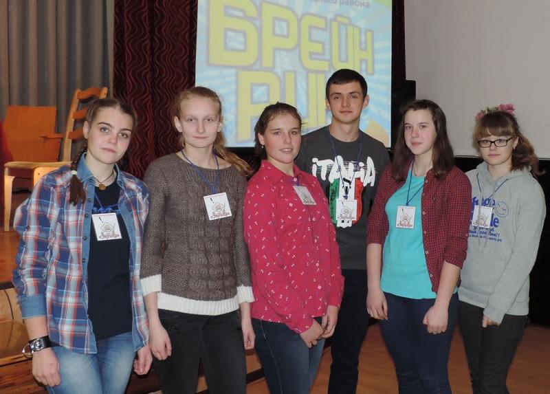 Команда-победитель из Вульки 2