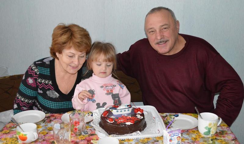 Мария Фёдоровна, Алиса и Ульян Николаевич
