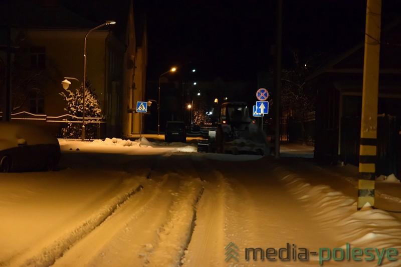 Улица Ленинградская скоро примет надлежащий вид