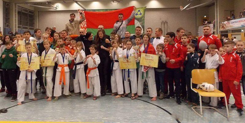 Столинские ребята соревновались с детьми из разных стран