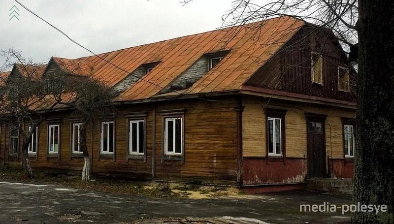 Так здание на ул. Советской выглядело до «реконструкции»