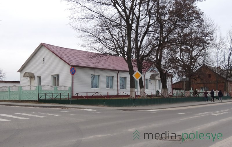 Столовая по ул.Держинского