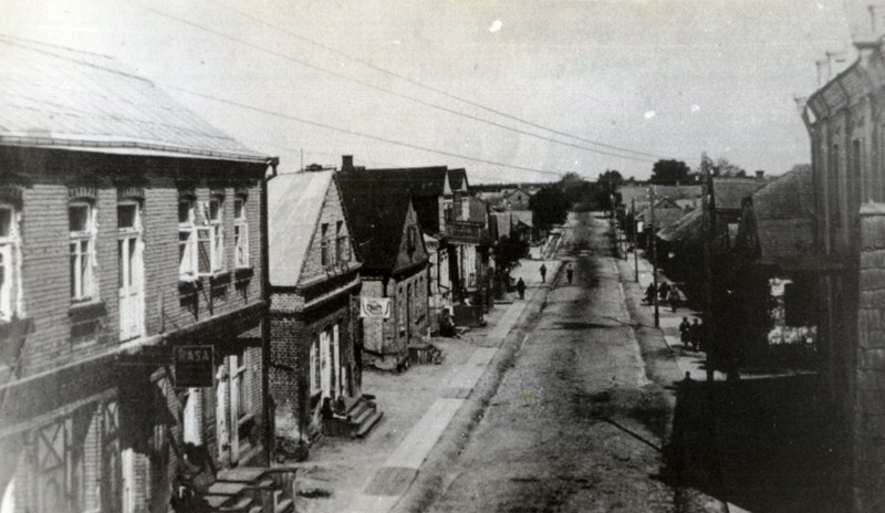 Улица Пинская