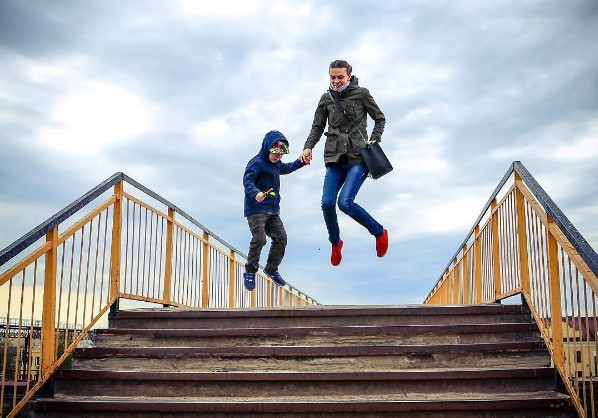 #levitation #мост #лунинец #Беларусь #belarustravel #belarus #палессе #familytime #bridge #левитация #Полесье #лунинец