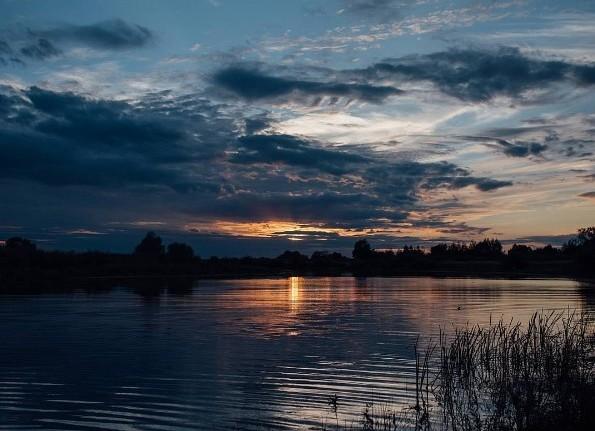 #nature #sunset #Belarus