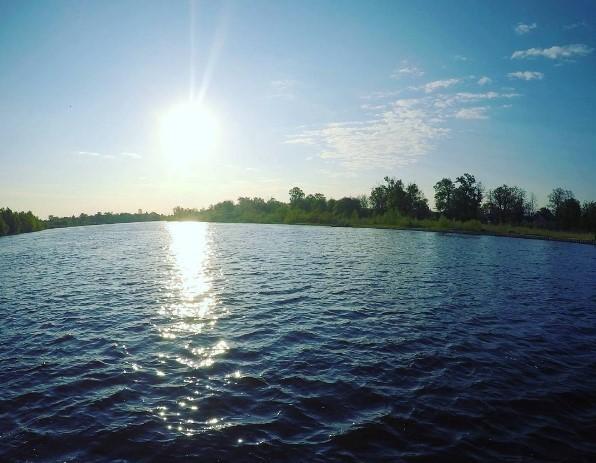#belarus #nature #river #Беларусь #природа #река #палессе