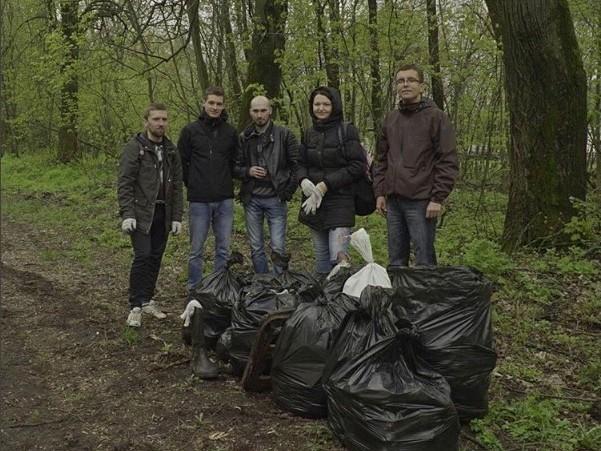 #медиаполесье #mediapolesye #уборка #мусор #лес #беларусь