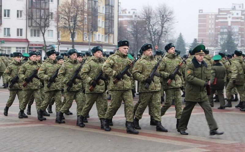 Фото Натальи Милевской со странички «Полесская правда» ВКонтакте