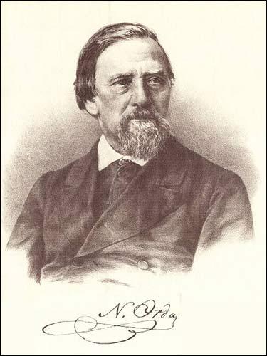 Наполеон Орда, автопортрет. Фото radzima.org