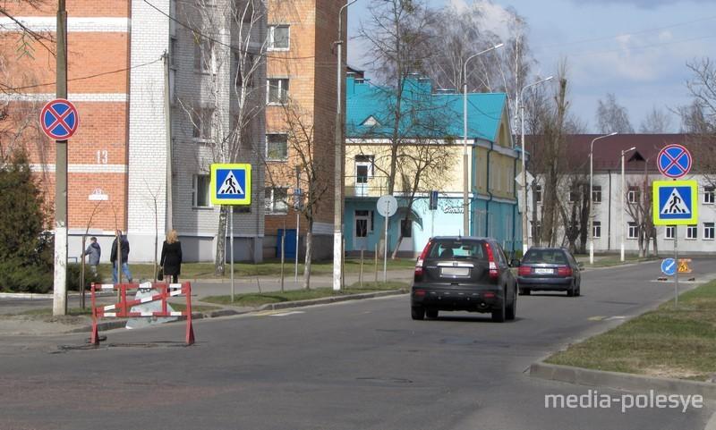 Улица Зои Космодемьянской
