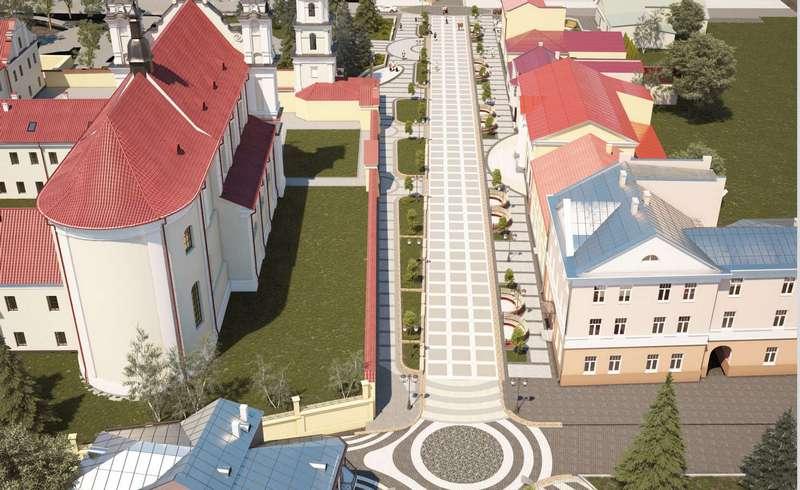 Такой будет улица после реконструкции