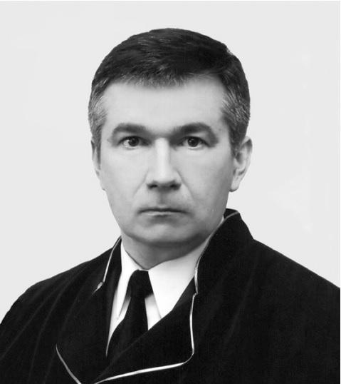 Председатель суда Александр Омельянюк. Фото justbel.info