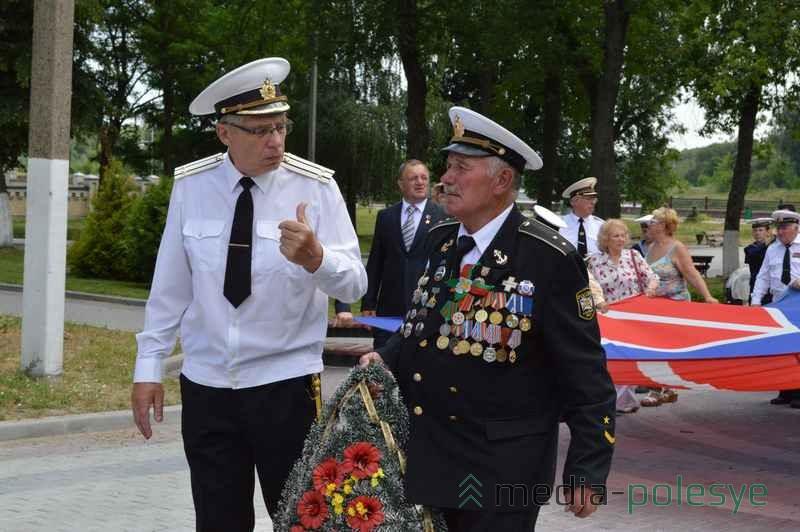 Ветераны ВМФ СССР, которые живут в Пинске
