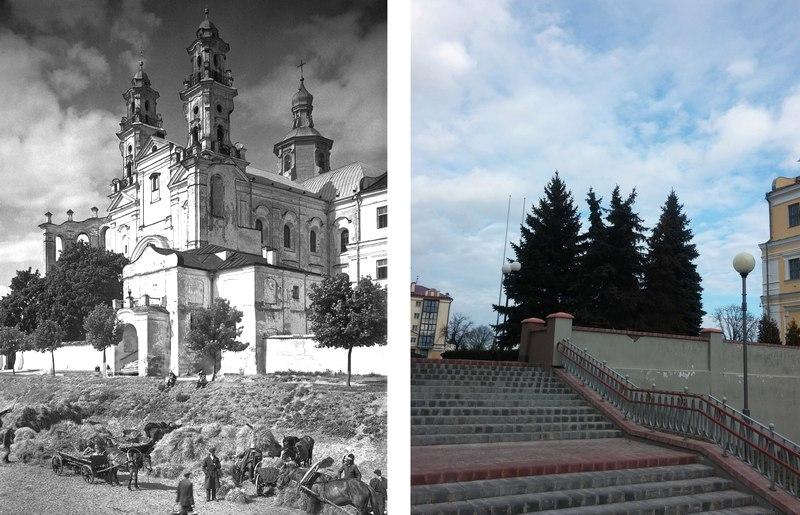 Костёл Святого Станислава, был взорван в 50-х годах прошлого столетия