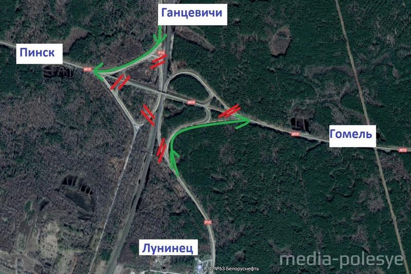 Использована гугл-карта