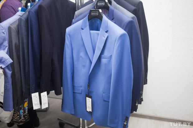 Этот костюм компании «Коминтерн» стоит в торговых сетях почти 3 миллиона рублей
