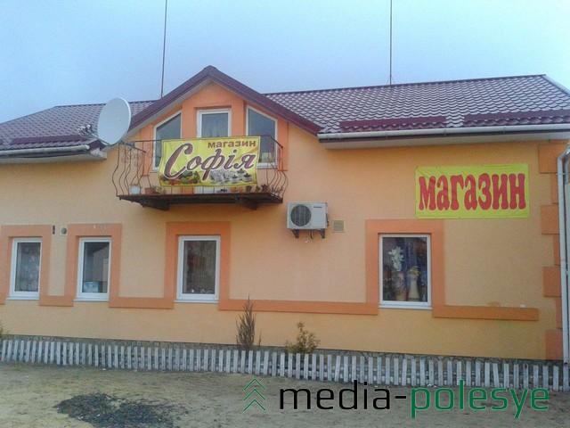 Так выглядит наиболее популярный у белорусов магазин в Удрицке