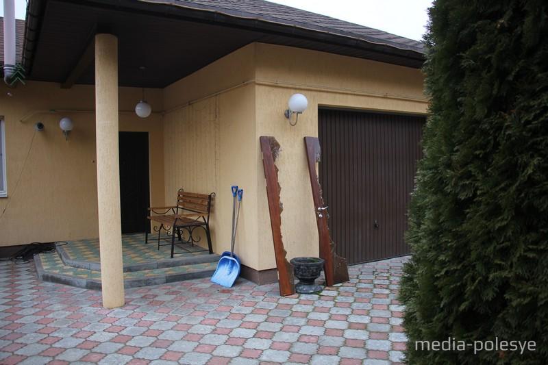 Журналисты показали дом пострадавшего от налёта пинчанина и поговорили с соседями
