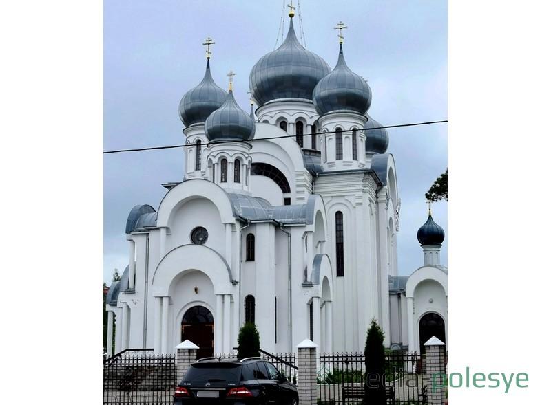 Церковь Св Тихона
