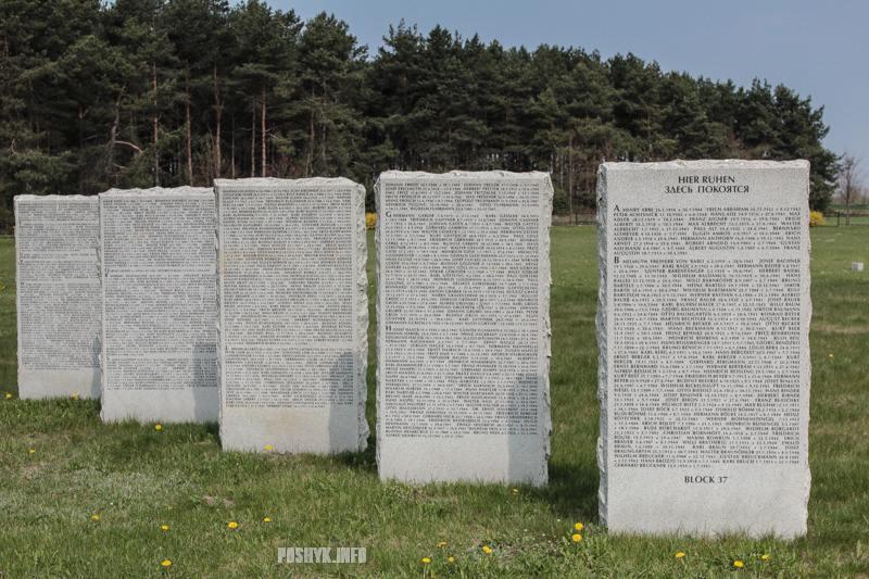 Сборное немецкое кладбище под Берёзой действует с 2005 года (фото poshuk.info)