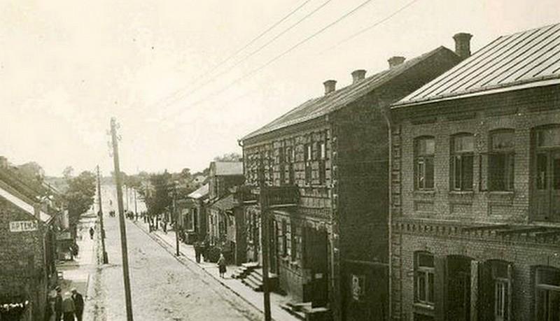 Улица генерала Домбровского