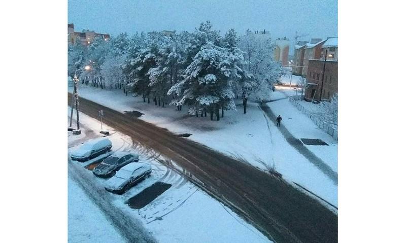 - Гаевые к зиме свалили - пошутил kasabian_den