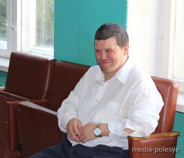 Участник игры Сергей Конько