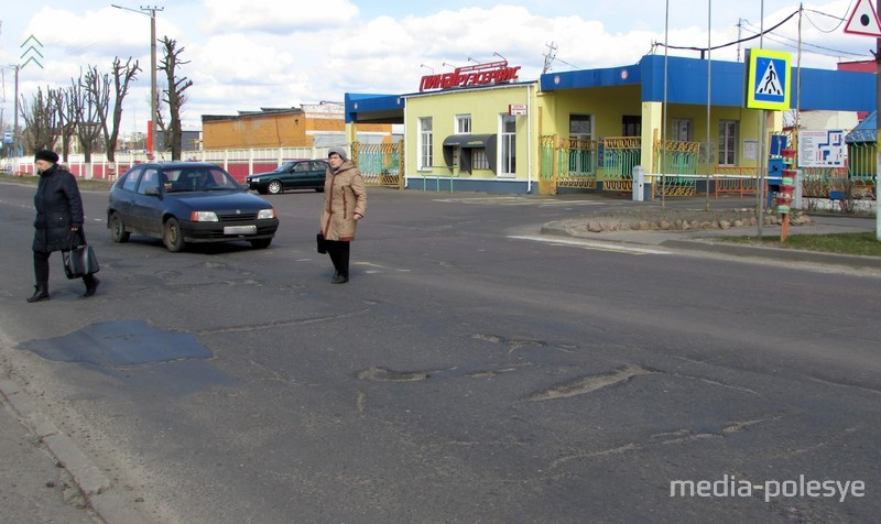 Улица Рокоссовского