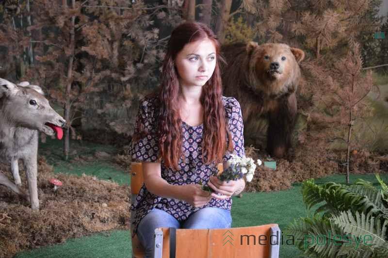 Ольга Александрова и медведи