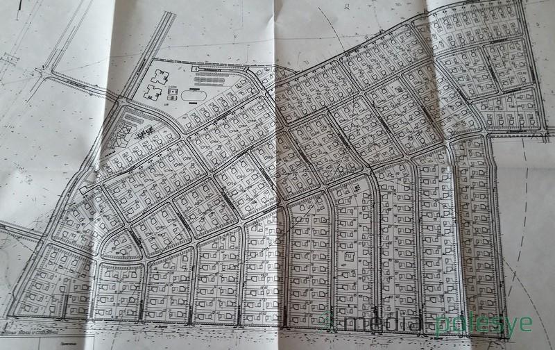 Так выглядит план индивидуальной жилищной застройки на Бохоново