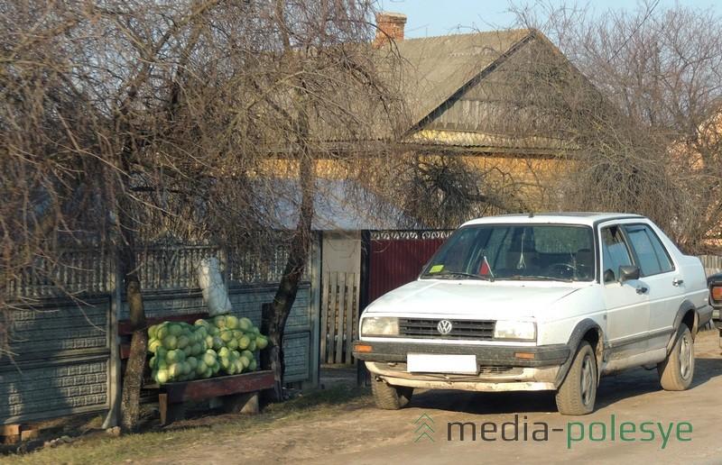 Предложений продажи капусты очень много в Ольшанах