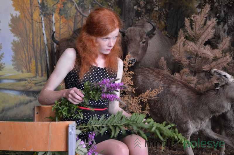 За Юлианой Лемешевской пришёл поболеть её парень