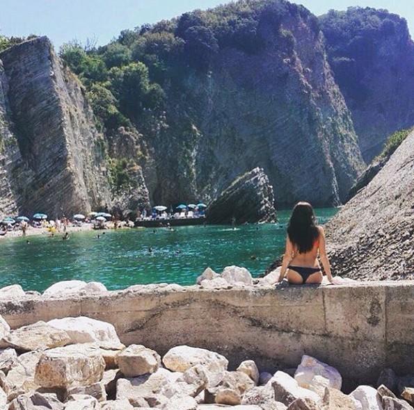 #budva #montenegro #traveling #see #mountains #gerl #медиаполесье