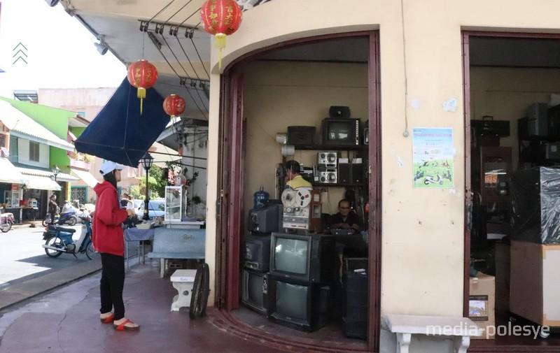 Магазин как музей
