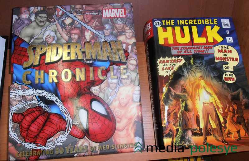 Хроники Человека-паука и Халка с особенным интересом читает современная молодёжь