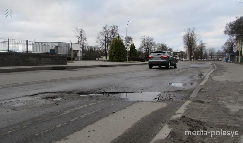 Улица Иркутско-Пинской дивизии