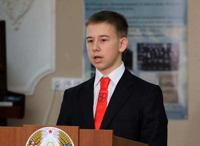 Павел Лусевіч працягвае вывучэнне перакладу Анцукевіча