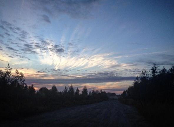 #palesse #belarus #nature #sky #mediapolesye #медиаполесье