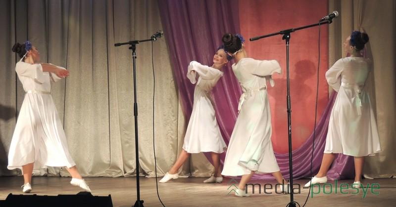 Танец «Вышита сорочка»